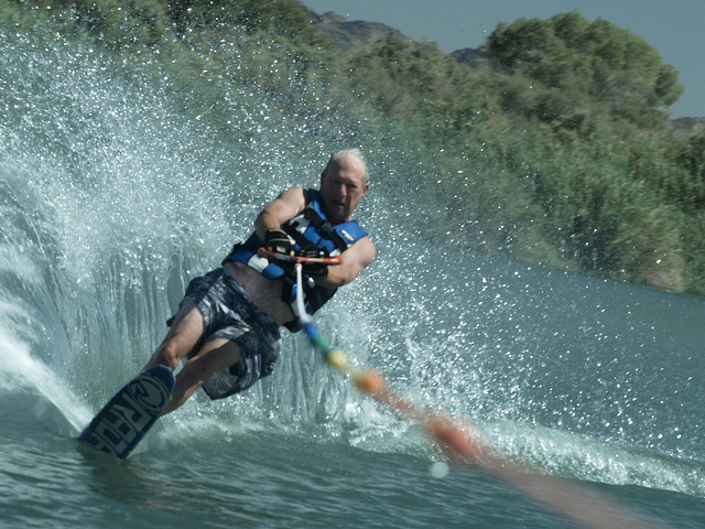 life lessons learned from water skiing