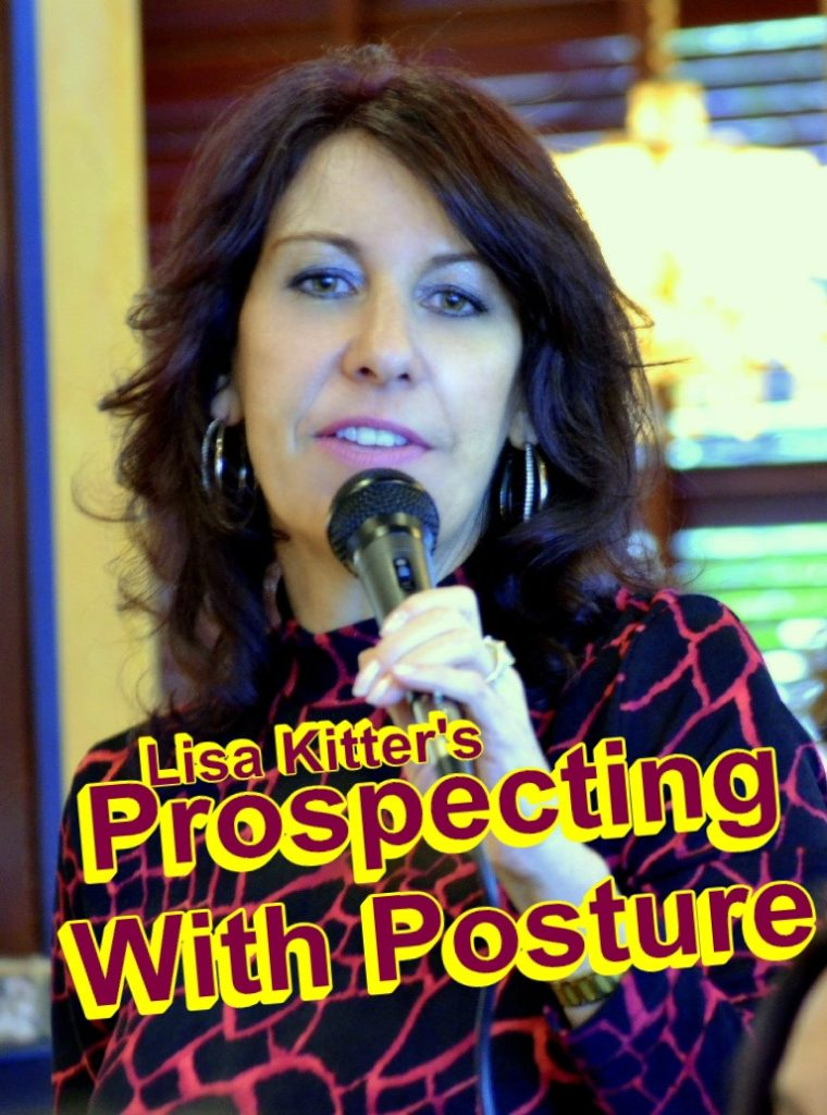 Prospecting with Posture